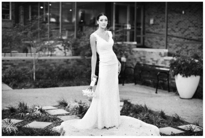 Atrévete a reflejar tu estilo con tu vestido de novia - Foto Stacy Reeves