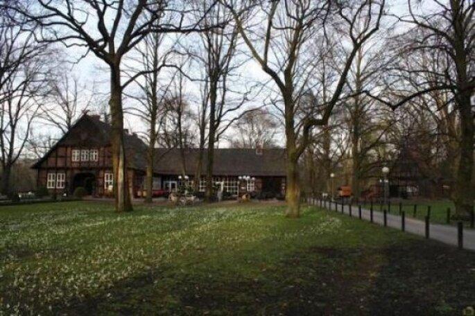 Foto: Parkrestaurant Alte Mühle