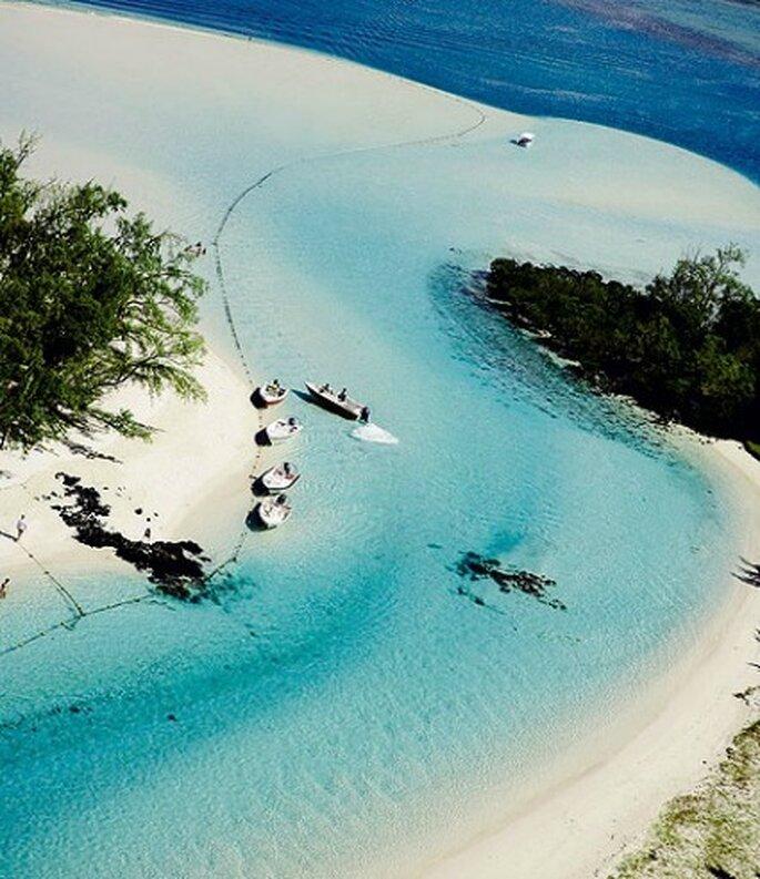 L'île Maurice : destination pour un mariage original - Source : http://pinterest.com/pin/305470787194790388/