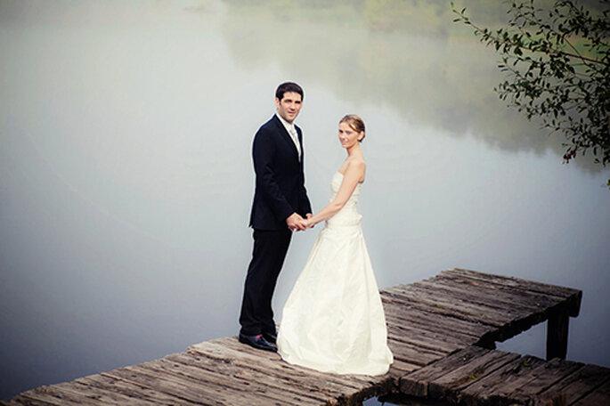 Real Wedding par Frank De Graeve