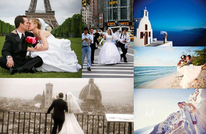 Il vostro viaggio di nozze da sogno