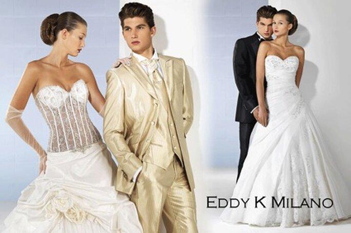 Brautmode Eddy K Milano 2011