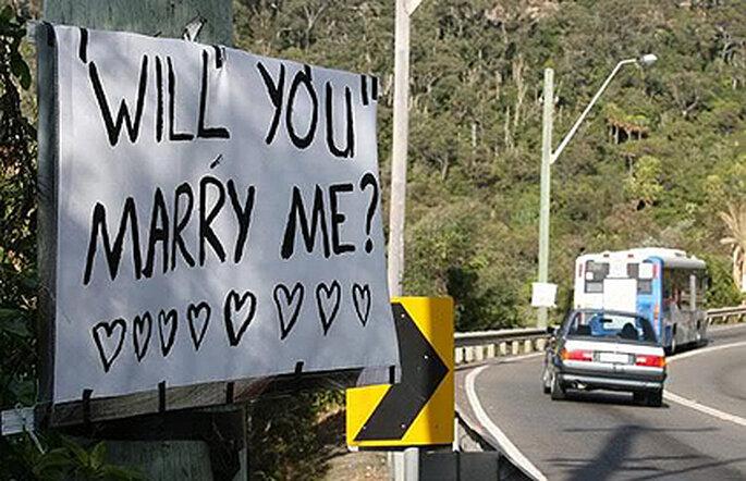 Comment demander la main de votre fiancé