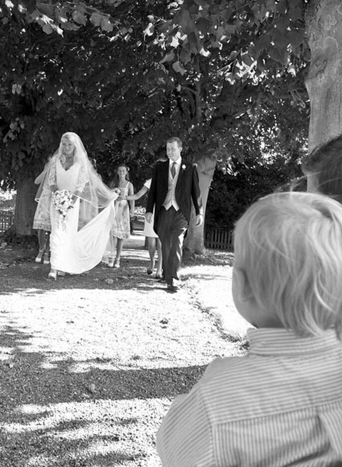 Huit idées pour des photos de mariage originales