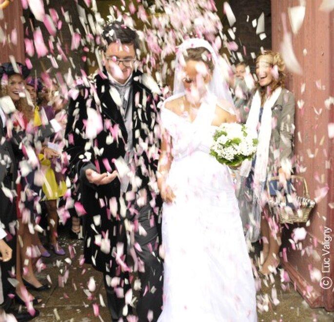 10 conseils pour vous faciliter l'organisation de votre mariage...