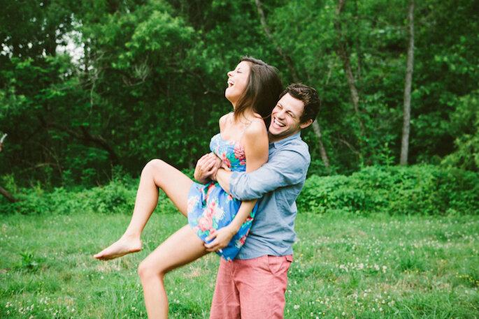Los 7 beneficios de casarse antes de los 30. Foto- High Five for Love Photography