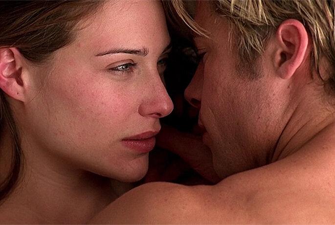 Brad Pitt, muy sexy en '¿Conoces a Joe Black?'