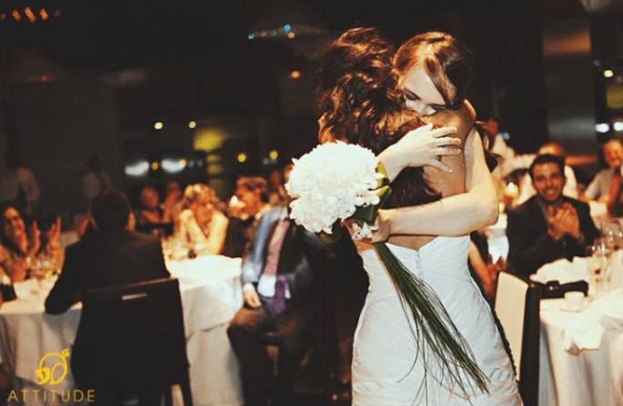 Wer heiratet als nächstes? Foto: Fran attitudefotografia.com