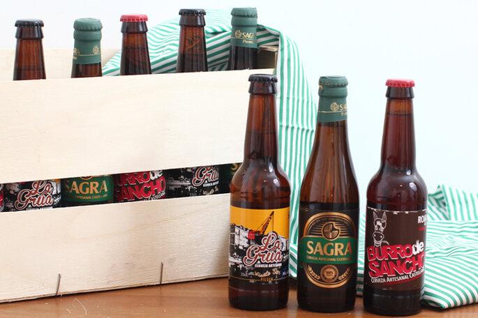Pack de cervezas. Imagen vía: Mumumío