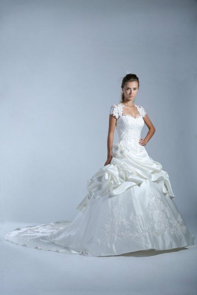 Robe de mariée BGP Company 2014, modèle L3107 Bahia