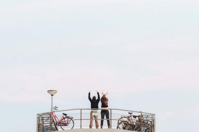 Típico de Ámsterdam. Foto: Sjoerd Booij Fotografie Fotografie