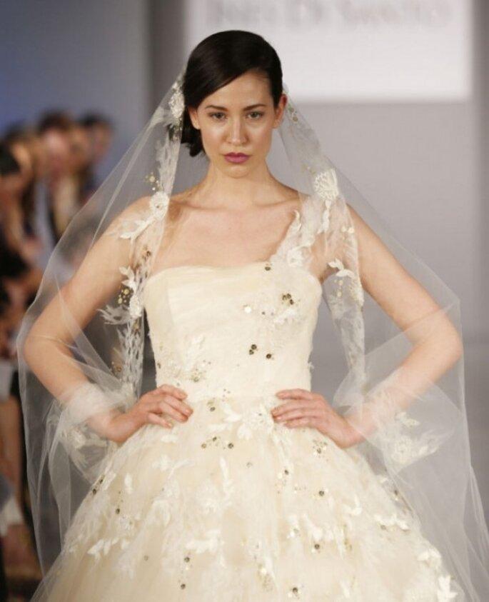 Los velos de novia más elegantes para 2014 - Foto Ines di Santo
