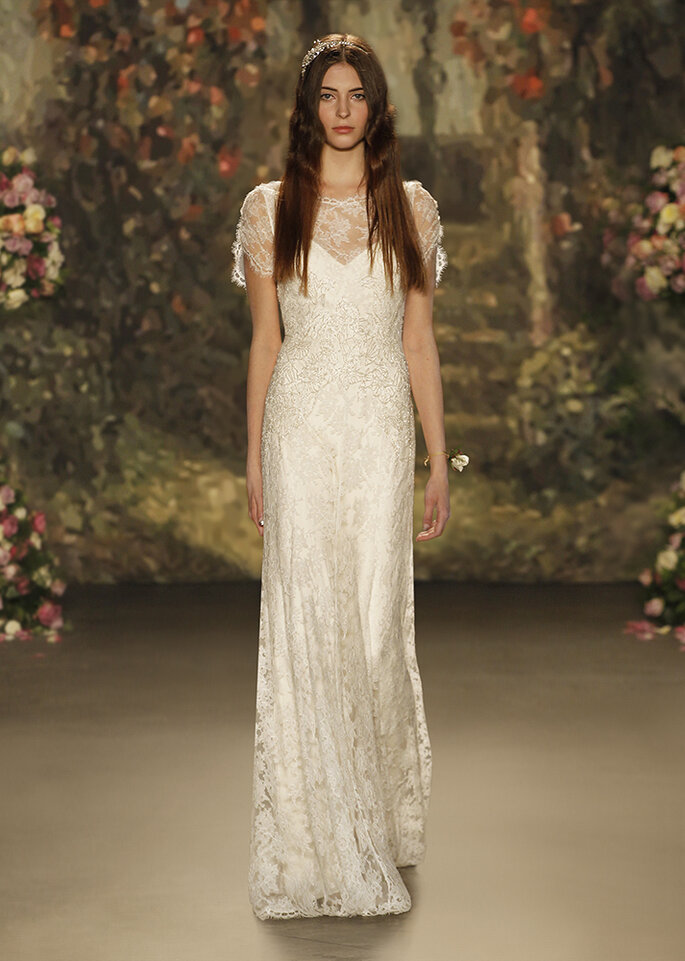 A selection of the best of the best british wedding for Wedding dress designer jenny packham