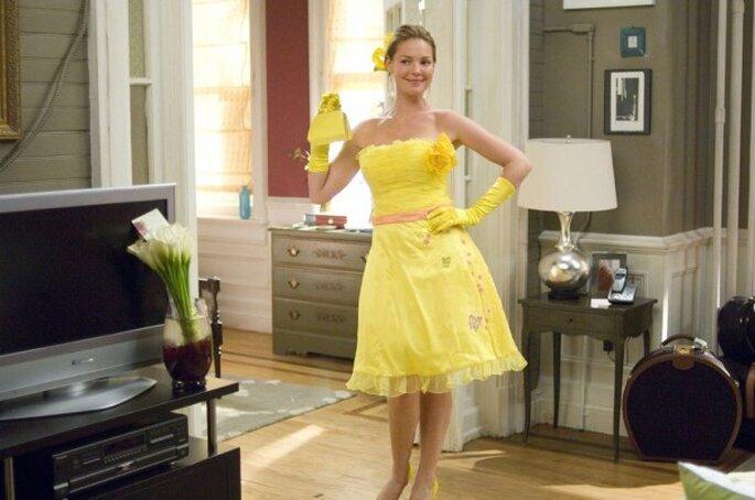 15 mentiras que nos cuentan las películas sobre las bodas - 27 Dresses