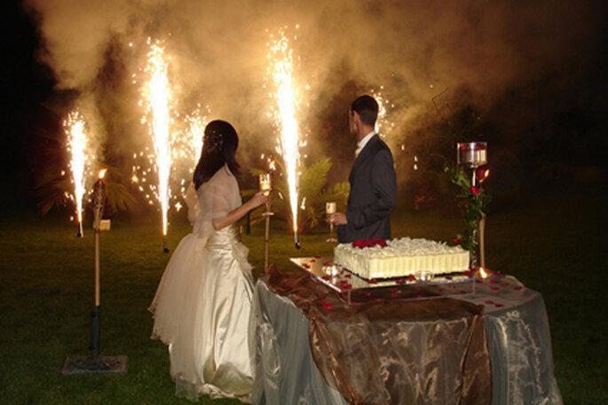 Mariage entre tradition et modernité organisation