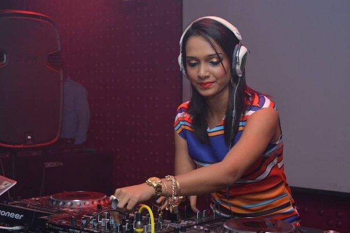 Photo: DJ Paroma.