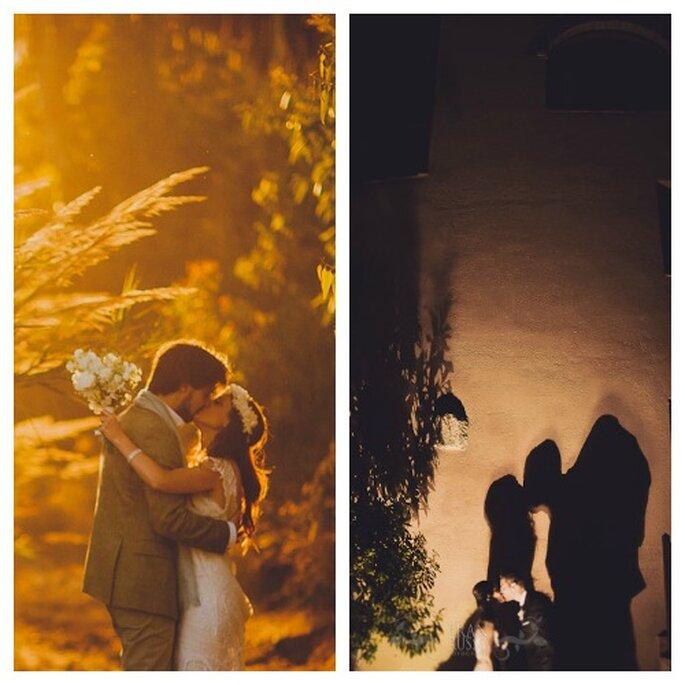 ¿Cuál será el invitado especial: el sol o la luna? Fotos: Fran Russo