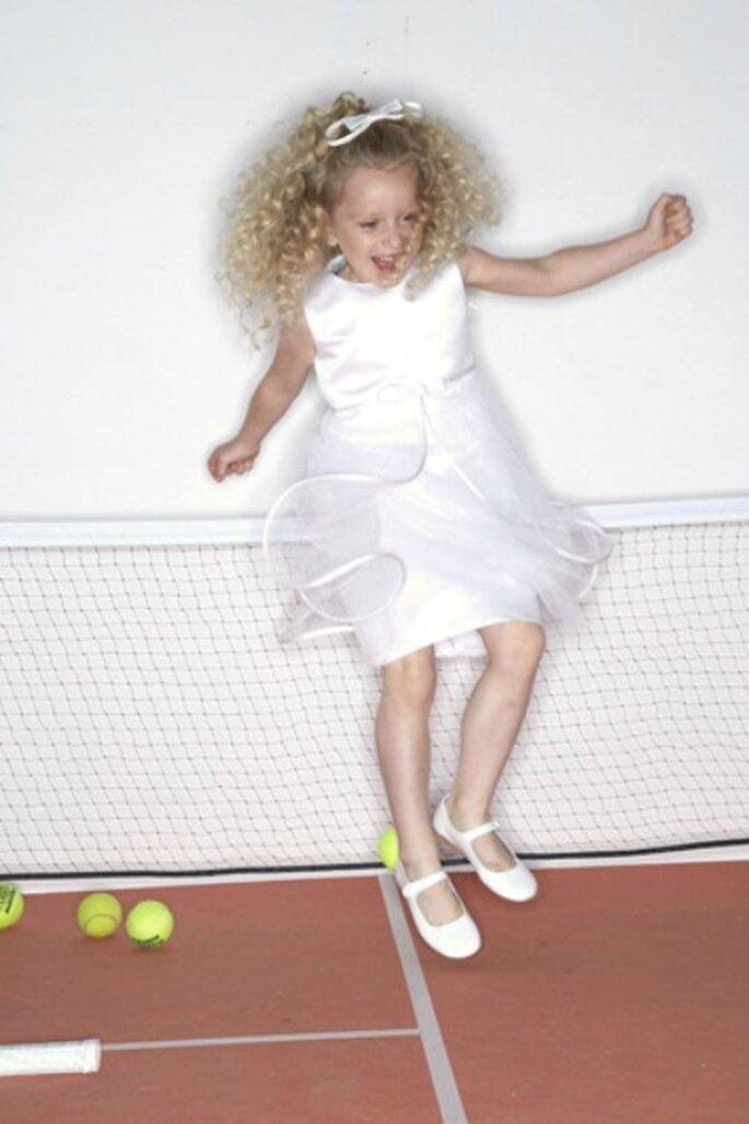 Collection Enfant Suzanne Ermann, modèle Anisette - Photo : Suzanne Ermann