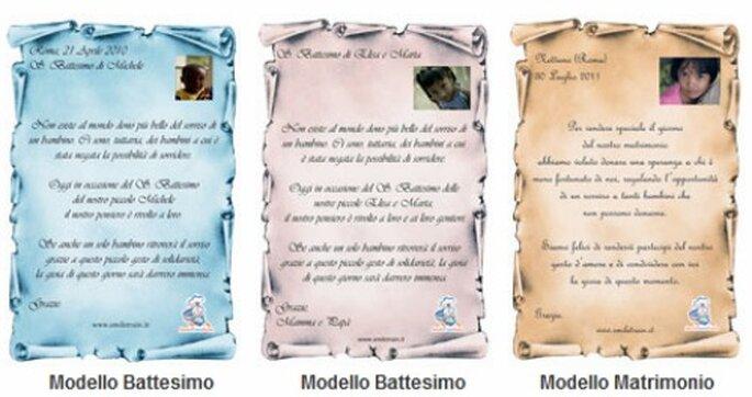 Per ordini: tel:  0684242799 / e-mail: m.romagnoli@smiletrain.it