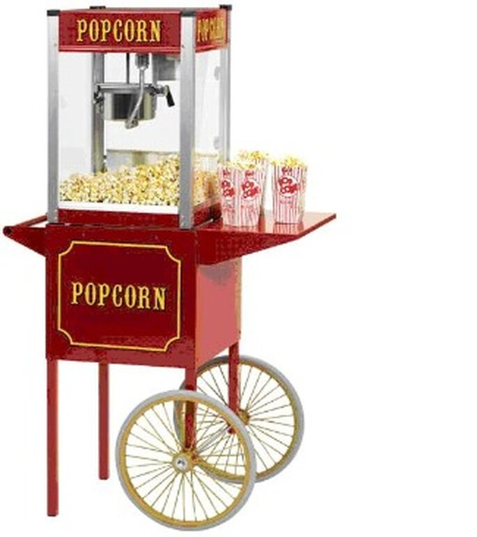 Machine à pop-corn - Als-locationvaisselle