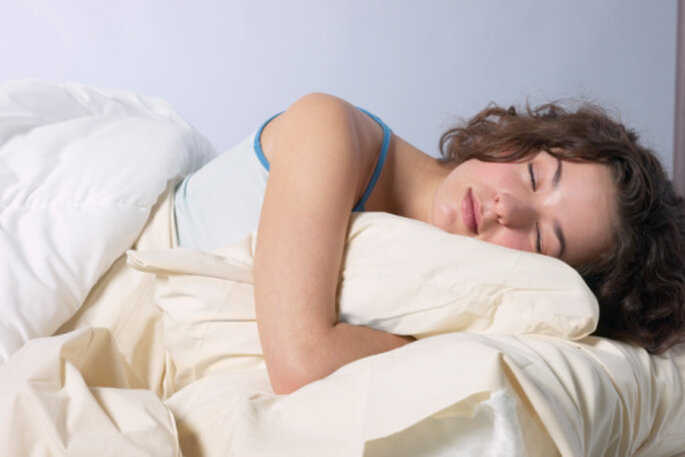"""La postura más """"sana"""" para dormir es boca arriba"""
