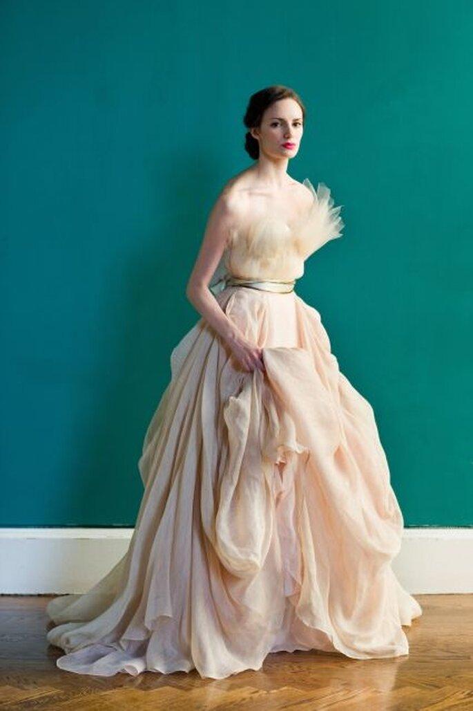 Vestidos de novia por Carol Hannah en MARRYJim