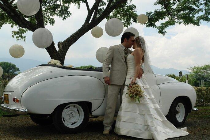 Autos para Matrimonios