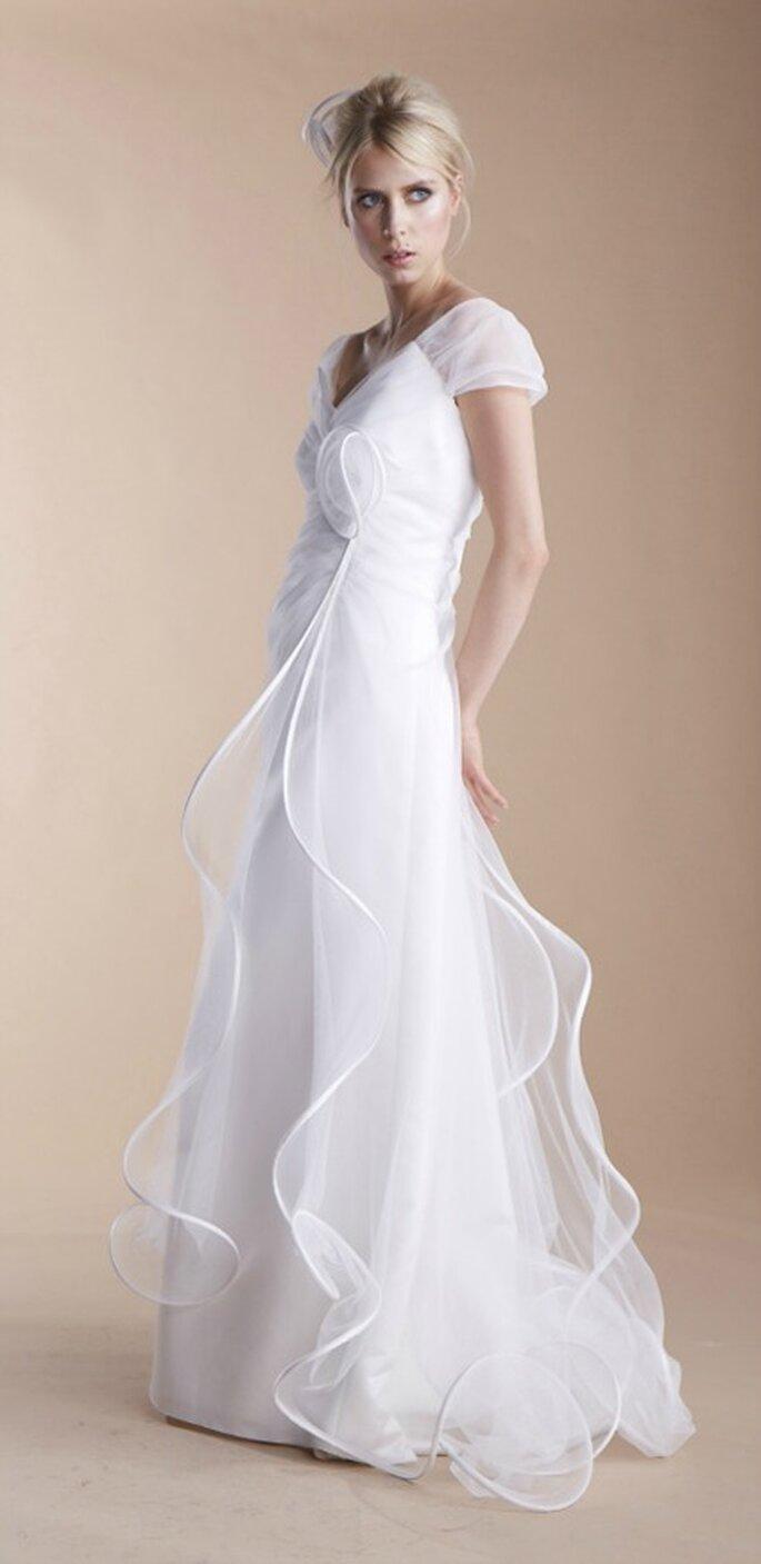 Robe de mariée Suzanne Ermann, modèle Nikita - Photo : Suzanne Ermann