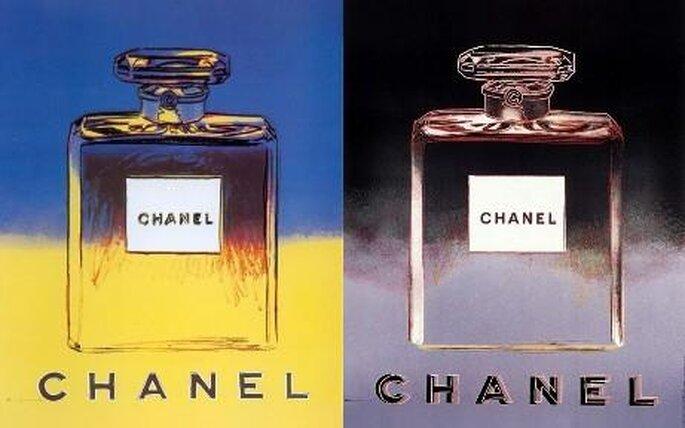 Colección de perfumes otoñales Chanel