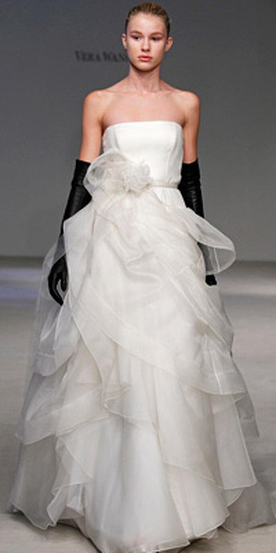 Vera Wang Fall 2010 Collection