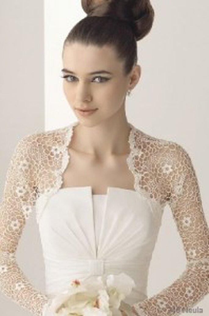 Top de novia Aire Barcelona 2011 - modelo neula