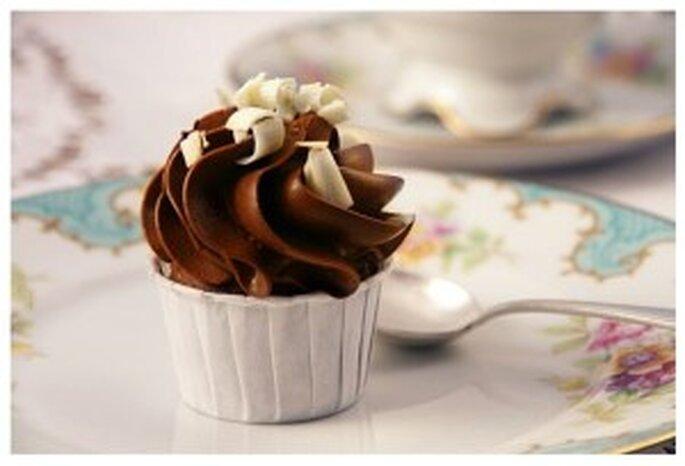 Cupcake von Zuckermonarchie.de