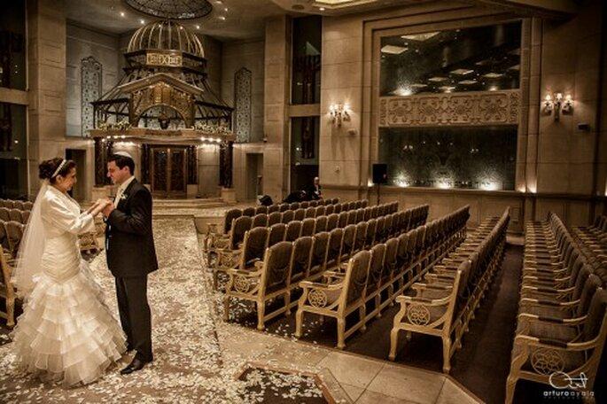Haz que tu álbum de bodas se convierta en una belleza - Foto Arturo Ayala