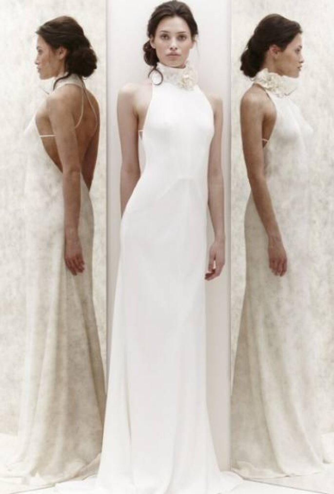 Vestido de novia de Jenny Packham 2013. Fotos: Jenny Packham