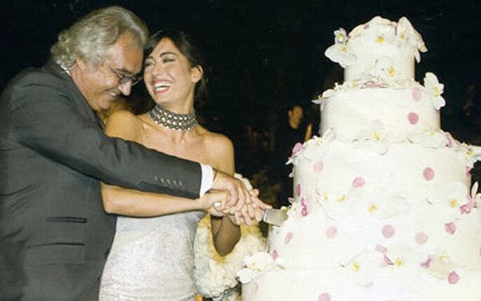 Il matrimonio itaiano dell'anno: Briatore e gregoraci sposi!