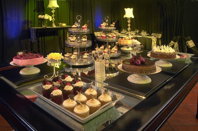 Mesa de dulces. Foto: Se Cuecen Habas