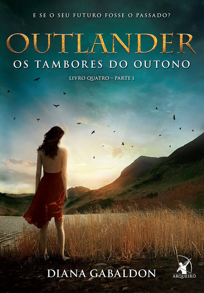 Os tambores de Outono - Diana Gabaldon