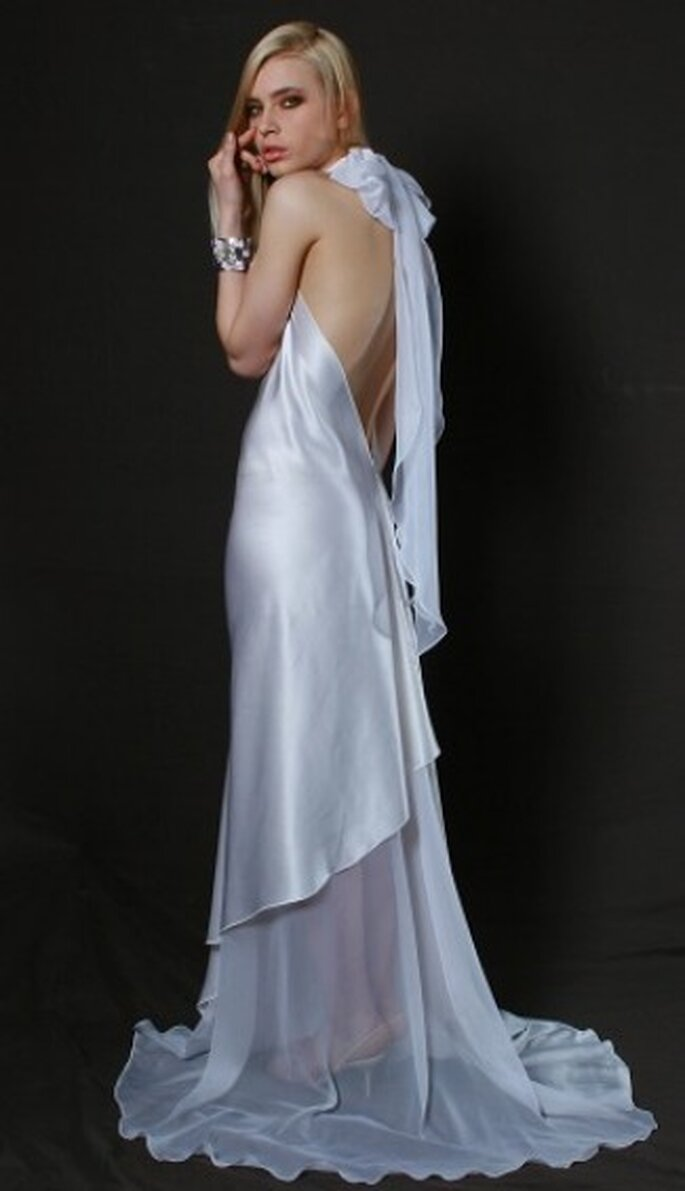 Robe de mariée Nelly Rosso - Nymphe