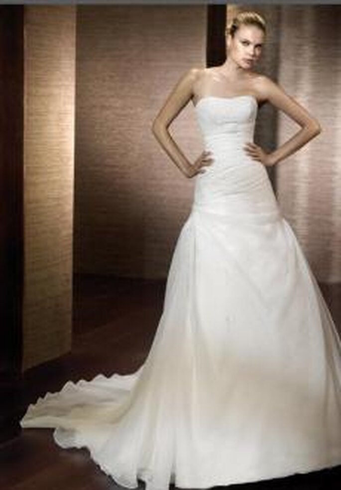 Colección de vestidos de novia San Patrick 2011
