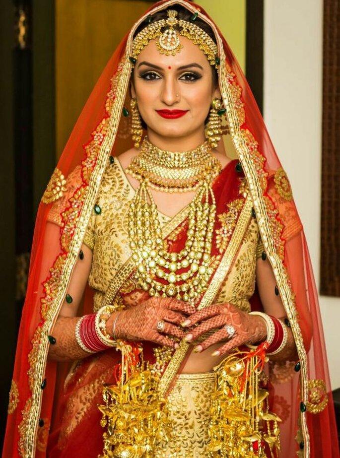 Makeup: Sakshi Malik.