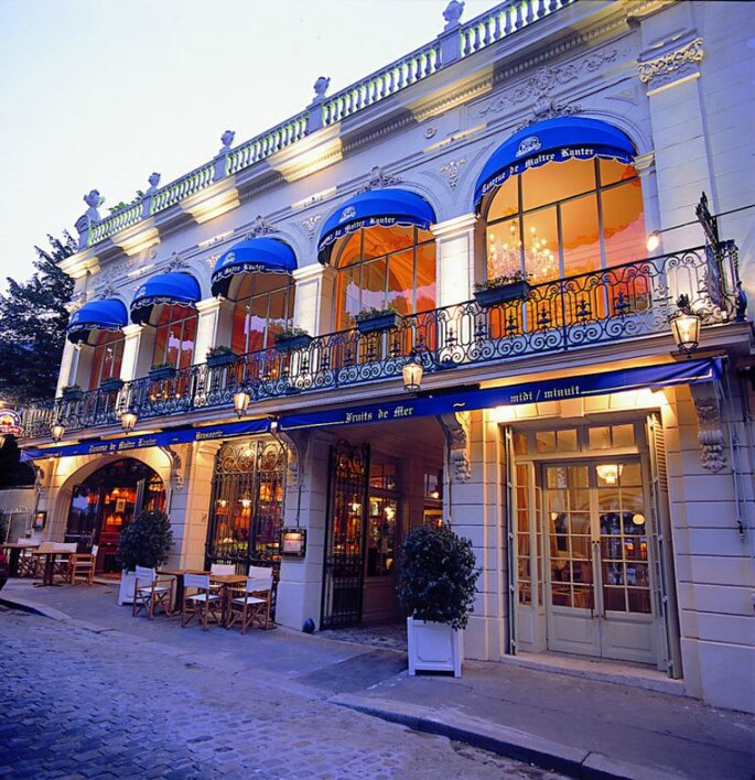 Les Salons de l'Hôtel de Versailles