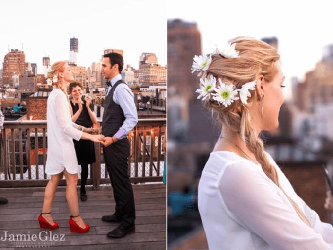 Sencillas tendencias en decoración de boda 2013. Fotografía Jaime Glez