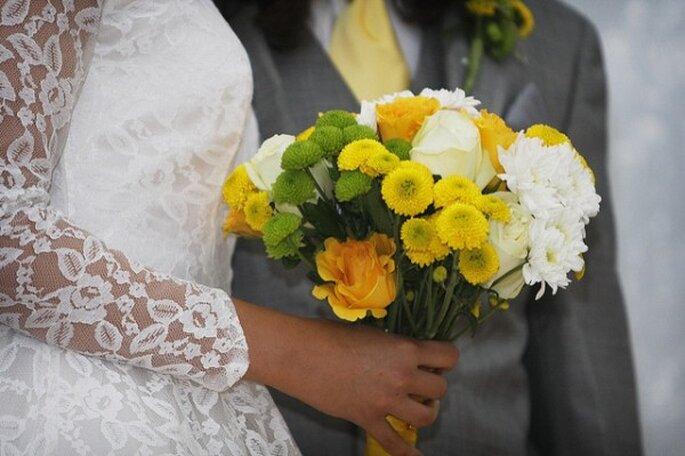 Los ramos de novia más bonitos para este 2014 - Foto Duncan Kinney
