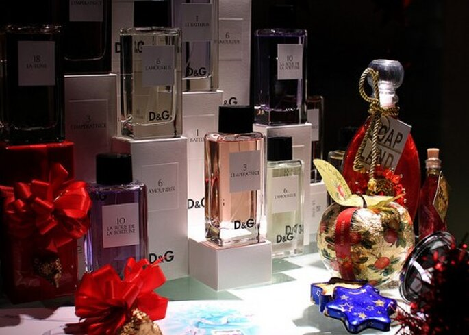 Perfumes originales. Foto de Mr. T in DC.