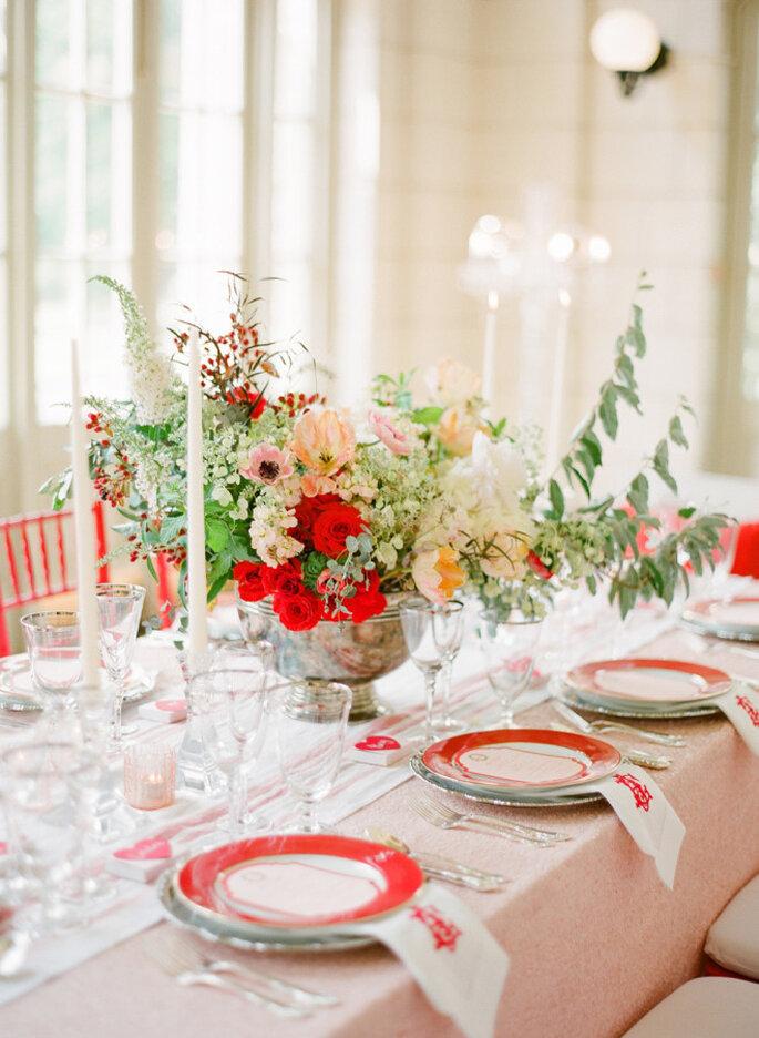 mesas para boda 2016 - KT Merry Photography