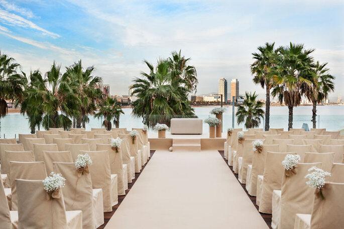 Los 10 mejores hoteles para bodas en barcelona - Sitios para casarse en barcelona ...