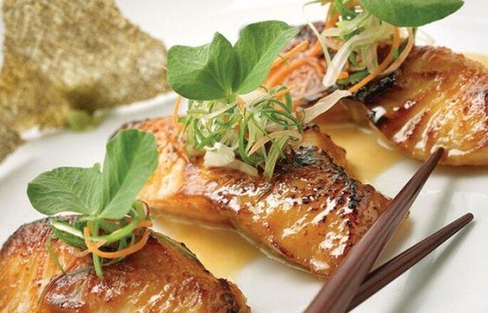 Elige pescados magros para tu dieta - Foto Wolfgang Puck Catering