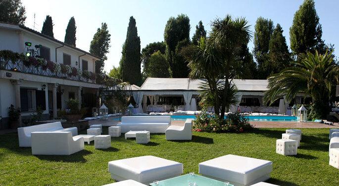 Villa Appia Antica