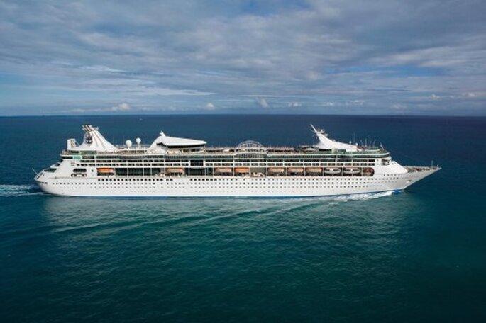 Disfruta de un crucero en tu luna de miel - Foto Royal Caribbean International