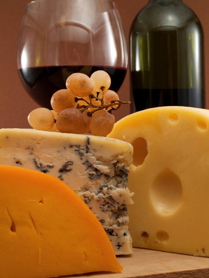 Vins et fromages : un accord plus que parfait !